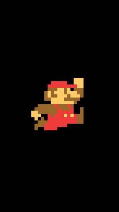 1080x1920 Super Mario Minimalism Iphone 7,6s,6 Plus, Pixel xl ,One Plus 3,3t,5 HD 4k Wallpapers ...