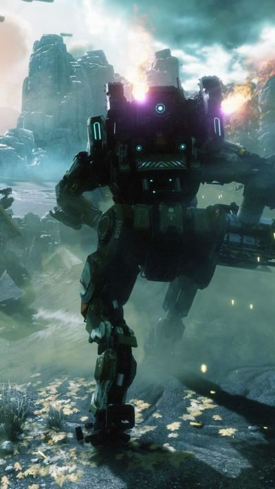 750x1334 Titanfall 2 Original iPhone 6, iPhone 6S, iPhone 7 HD 4k Wallpapers, Images ...