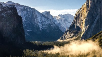 1366x768 Yosemite Mountains National Park 1366x768 Resolution HD 4k Wallpapers, Images ...