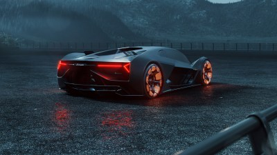 2019 Lamborghini Terzo Millennio HD, HD Cars, 4k Wallpapers, Images, Backgrounds, Photos and ...