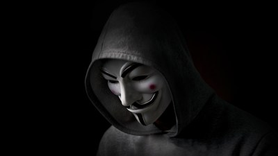 1920x1080 Anonymus Hacker In Hoodie Laptop Full HD 1080P HD 4k Wallpapers, Images, Backgrounds ...