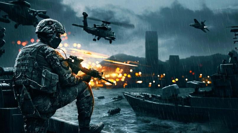 Battlefield 4 Wallpaper 1080p Floweryred2 Com