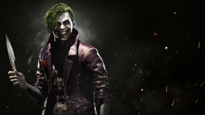 Joker Injustice 2, HD Games, 4k Wallpapers, Images, Backgrounds, Photos and Pictures