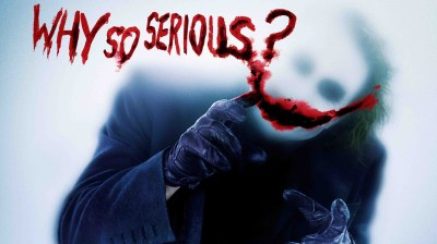 Joker Why So Serious, HD Superheroes, 4k Wallpapers, Images, Backgrounds, Photos and Pictures