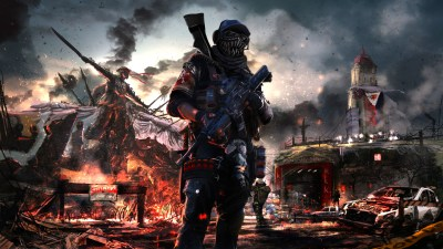 Post Apocalyptic Soldier Artwork, HD Artist, 4k Wallpapers, Images, Backgrounds, Photos and Pictures
