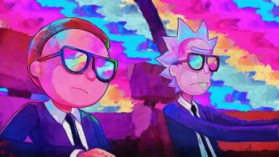 2048x1152 Rick And Morty 5k Artwork 2048x1152 Resolution HD 4k Wallpapers, Images, Backgrounds ...