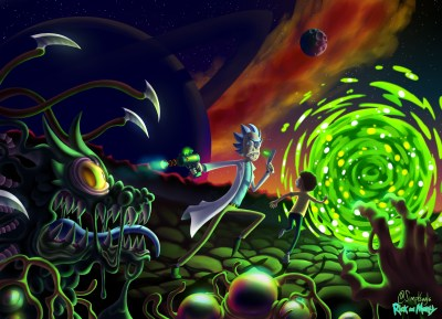 1360x768 Rick And Morty 5k Fan Art Laptop HD HD 4k Wallpapers, Images, Backgrounds, Photos and ...