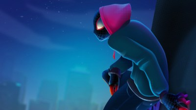 Spider Verse Art 2019, HD Superheroes, 4k Wallpapers, Images, Backgrounds, Photos and Pictures