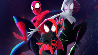 SpiderMan Into The Spider Verse 2018 Art, HD Movies, 4k Wallpapers, Images, Backgrounds, Photos ...