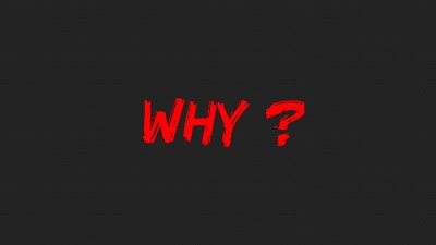 Why, HD Typography, 4k Wallpapers, Images, Backgrounds, Photos and Pictures