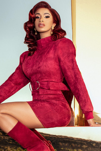 640x960 Cardi B iPhone 4, iPhone 4S HD 4k Wallpapers, Images, Backgrounds, Photos and Pictures
