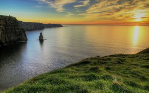 Ireland beautiful beach and holiday destinations