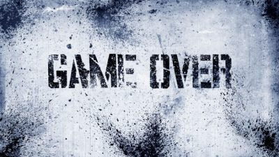 GAME OVER, Text HD Wallpapers / Desktop and Mobile Images & Photos
