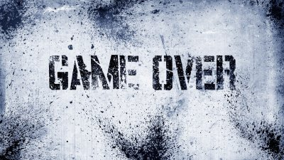 GAME OVER, Text HD Wallpapers / Desktop and Mobile Images & Photos