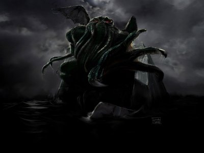 Cthulhu HD Wallpapers / Desktop and Mobile Images & Photos