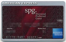 SPG Amex