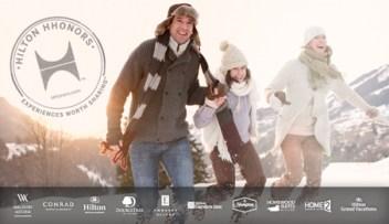 Hilton Christmas promotion