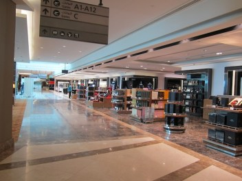 Emirates F terminal
