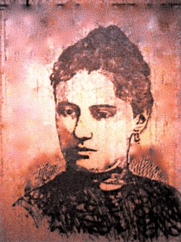 The Mystery Woman, M.E.J.