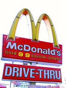 McDonald's is one of Jim Cramer's stock investment picks for 2012.
