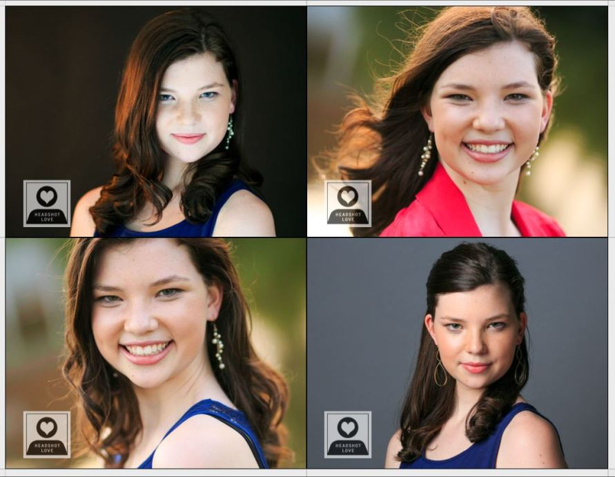 actor headshot photographer charleston sc