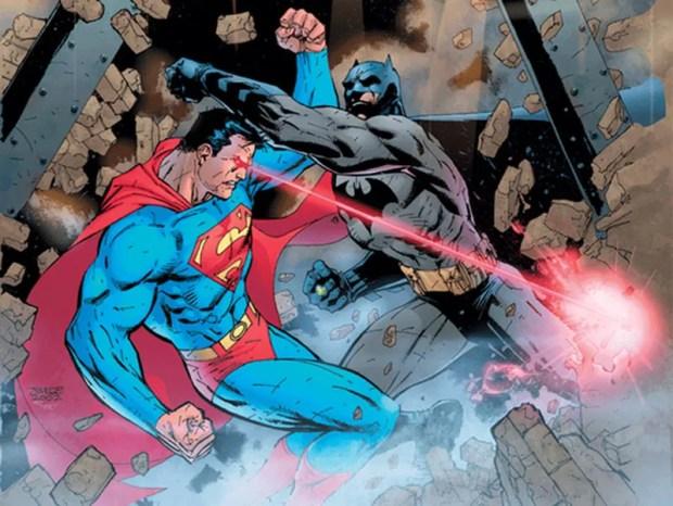 SupermanBatmanHush