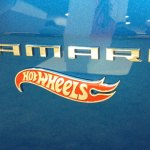 Camaro Hot Wheels Decal