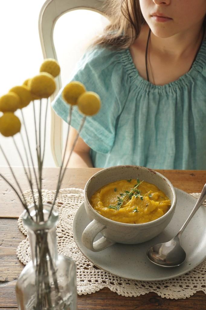 Roasted Squash Soup - AIP : Healing Family Eats