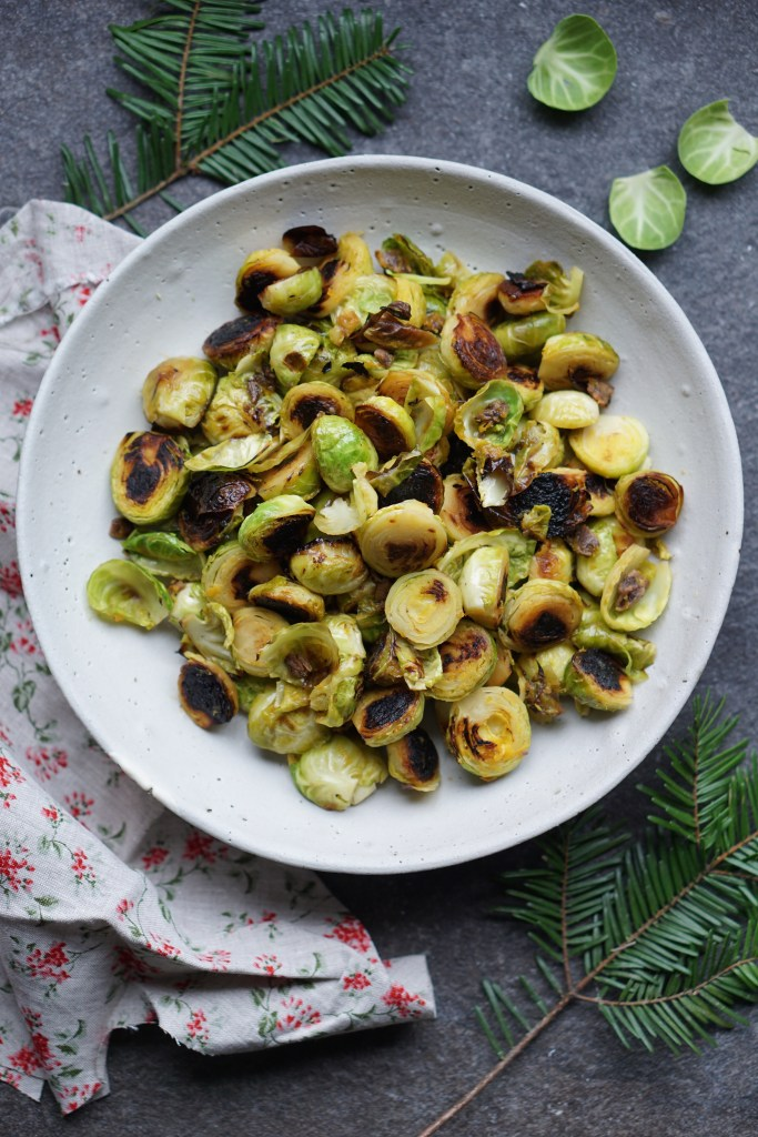 Charred Brussels [HFE]