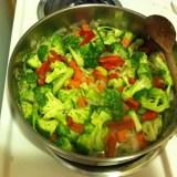 Eating Disorder Meal Plan Recipe: Yummy Seitan Stir-fry
