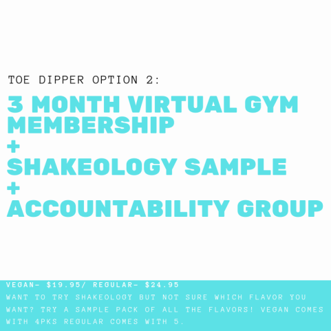 1 Year Virtual gym membership + 1-month wellness formula + simple Nutrition(4)