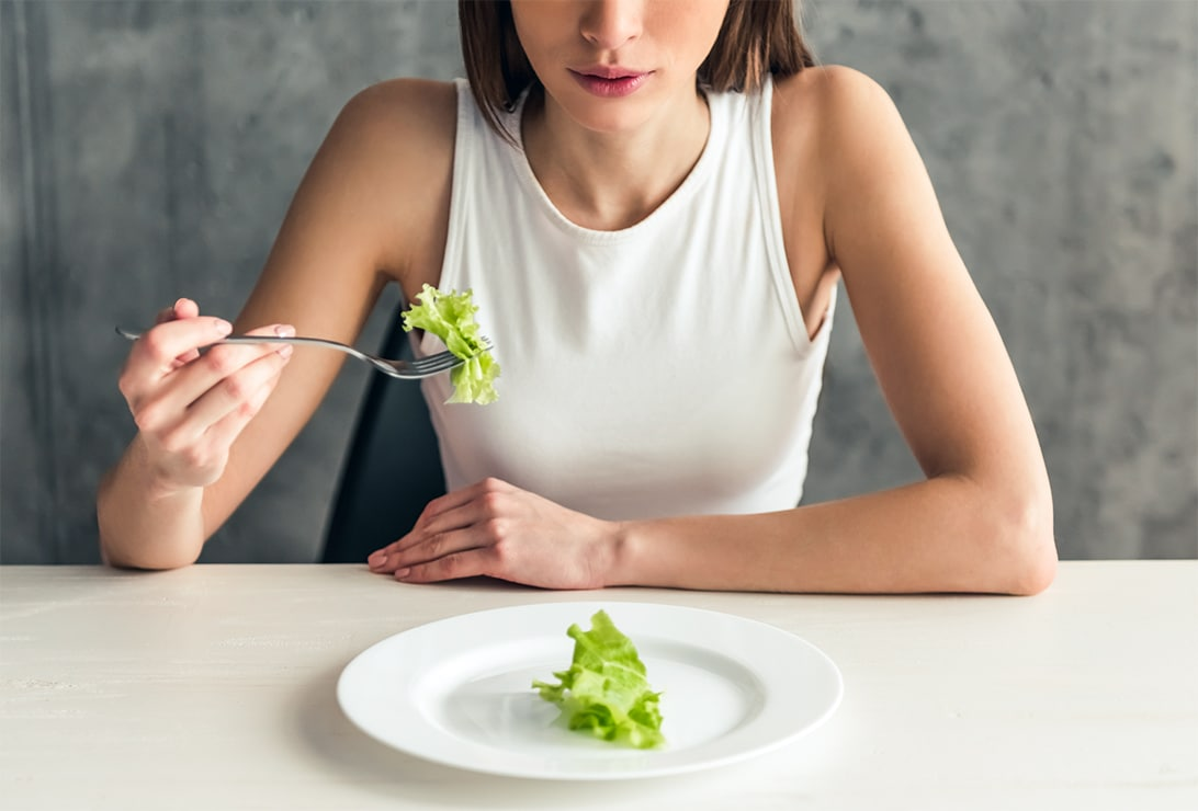 Eating Disorders: Not Only for the Young