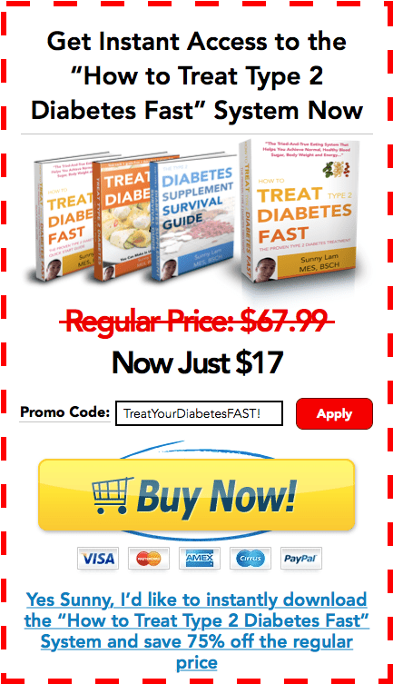 Buy Now Button - How To Treat Type 2 Diabetes Fast:  A Proven Type 2 Diabetes Treatment Full System Plus All Bonuses