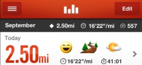 Nike+ First Tri Training Run photo
