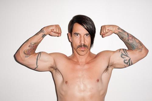 Adam Levine Yoga Body