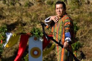 Jigme+Khesar+Namgyel+Wangchuck+Bhutan+Crowns+OVMMd087MQ8l