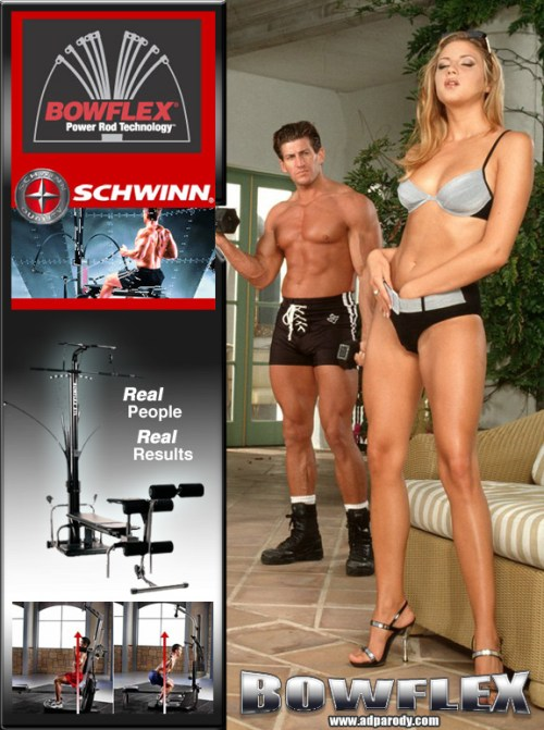 bowflexsex Fitness Equipment Scams: Why Do People Buy This Junk?