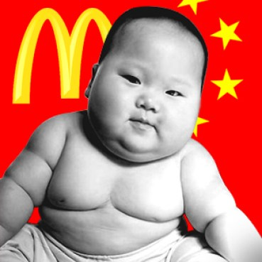 obesity china1 The World Eats (and Dies) like America