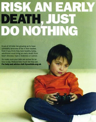 video games obesity Can Video Games Reverse Childhood Obesity?