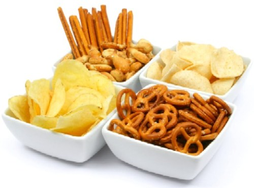 salty snacks Can Potassium Reverse High Blood Pressure?
