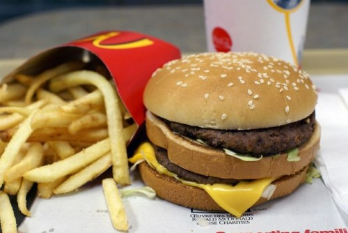 big mac combo Get Fit and Save Money