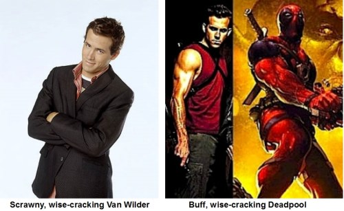 "ryan reynolds transformation The Official ""Make Ryan Reynolds your Beeyotch"" Workout"