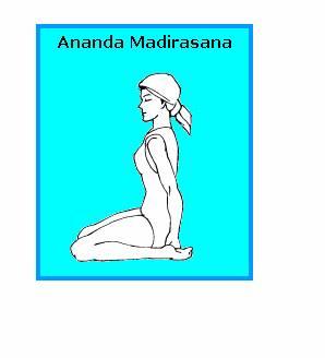 ANANDA MADIRASANA