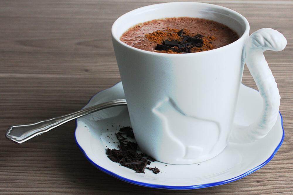 süß schokoladig kakao kaba gesund