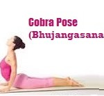 COBRA – BHUJANGASANA YOGA POSES