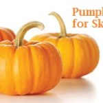 Exfoliating Pumpkin Scrub for Skin Care