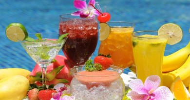 Easy-to-Make Drinks to Beat Summer Heat