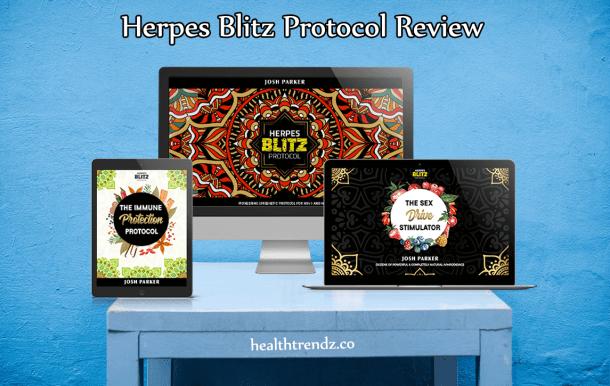 Herpes Blitz Protocol Discount