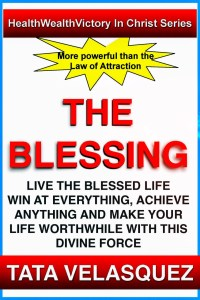 The Blessing new cover