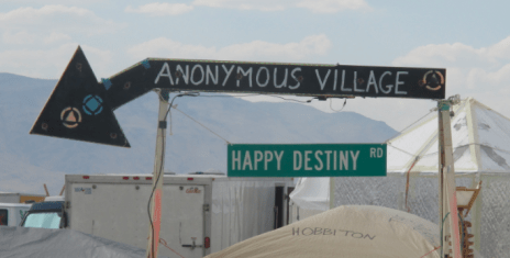 anonymous village